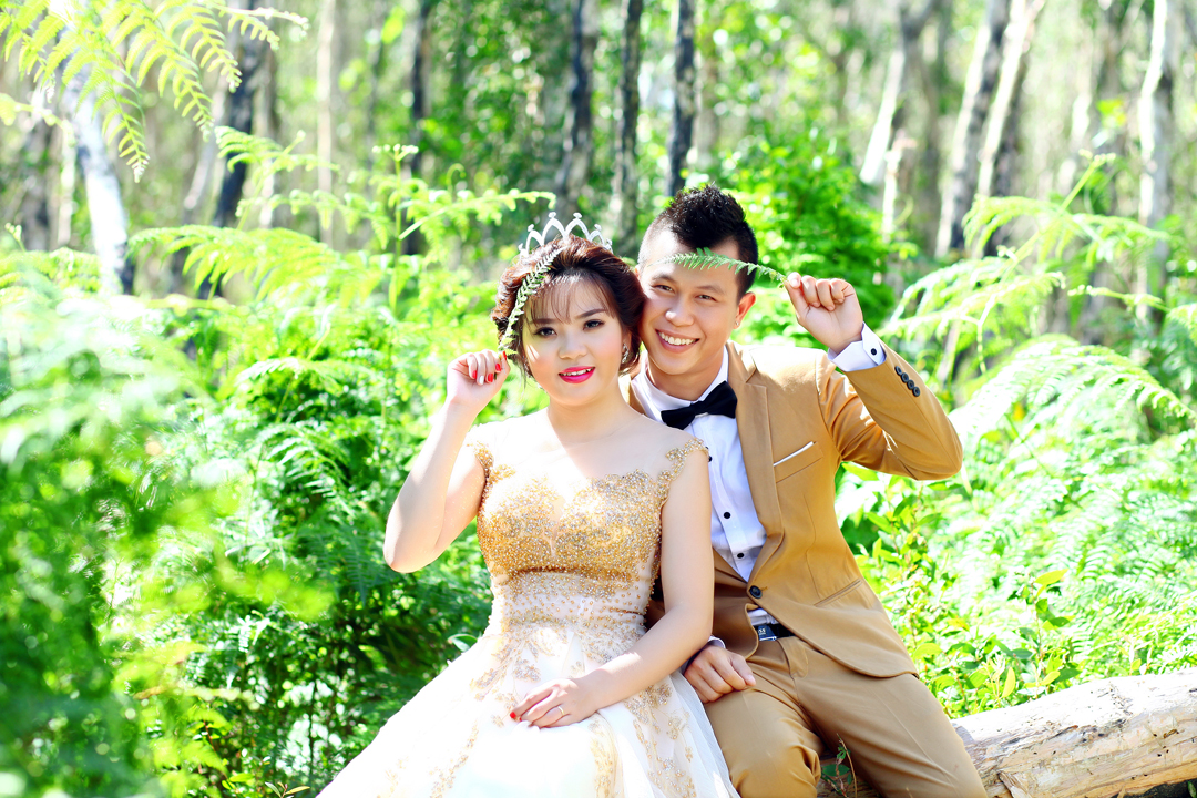 Album Ngoai Canh Ho Coc Dat & Quynh