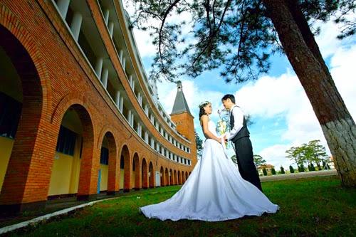 6 địa điểm chụp ảnh cưới đẹp ở Đà Lạt