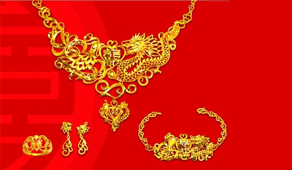 Trang sức cưới Long Phụng Hòa Minh SJC