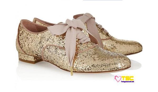 Những nguyên tắc khi chọn giày cưới cho cô dâu