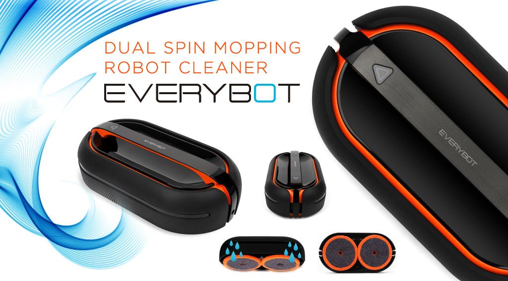 Robot Lau Nhà Everybot RS700 : 7.900.000 Vnđ