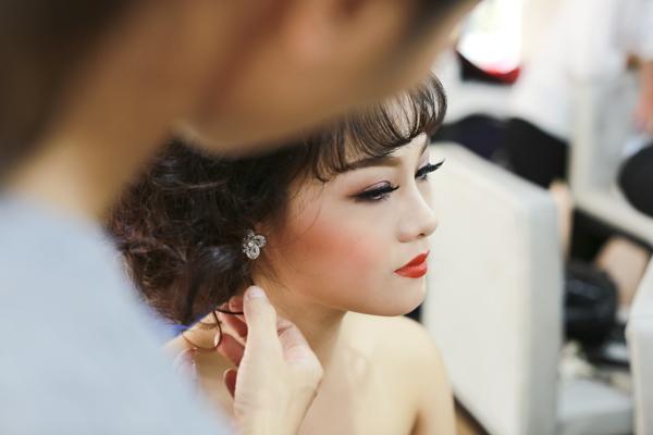 2018 Wedding Makeup styles by Lưu Nguyễn