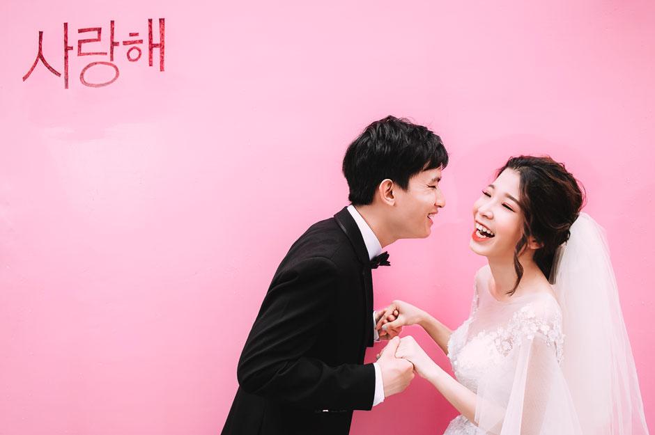 Wedding Style Korea