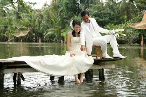 8 địa điểm chụp ảnh cưới đẹp ở TP HCM
