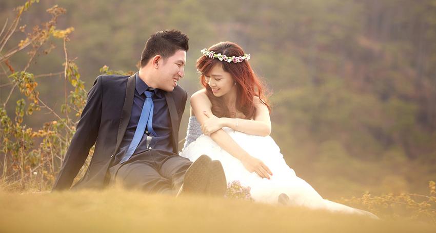 Địa điểm chụp ảnh cưới đẹp nhất Đà Lạt