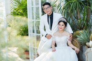 Chụp ảnh cưới phim trường - xu hướng chụp ảnh cưới đẹp hiệu quả nhất hiện nay